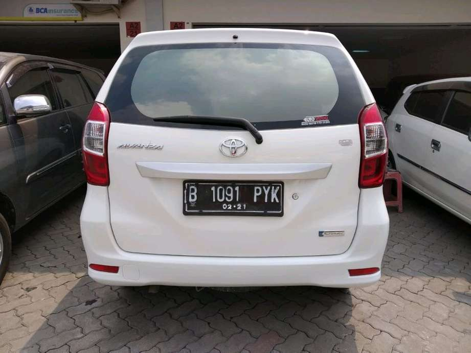 avanza E matic th2016