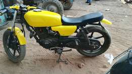 Modified Bike Cafe Racer ... for sale  Ahmedabad