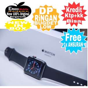 Ready Kredit Apple Watch Series 3 GPS SportBand [38mm]Ditoko Kami