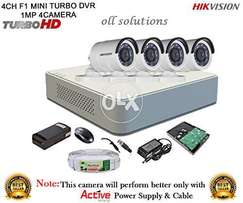 Secure and Monitor your Home office & School With CCTV live around th