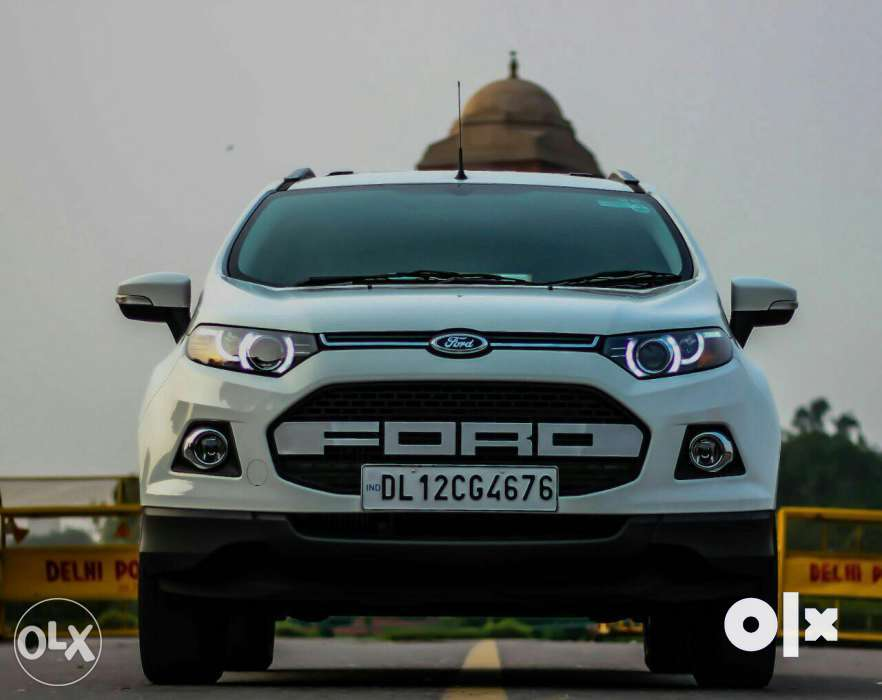 Mark As Favorite Show Only Image Ford Ecosport Raptor Grill
