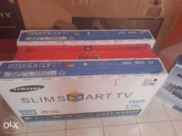 Box packed ,,42inch cured smart led tv