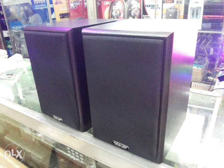 Kevler KLP Series Bookshelf Speakers