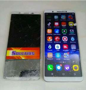 lcd+touchscreen Vivo Y71 White #SOLUTION