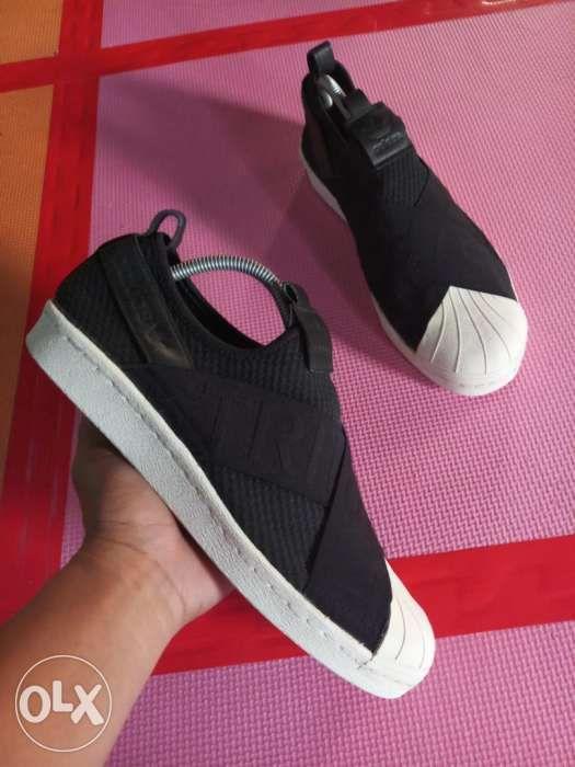 best sneakers 6e2a4 b857f Sale Adidas Superstar slip-on size 9 in Lapu-Lapu City, Cebu ...