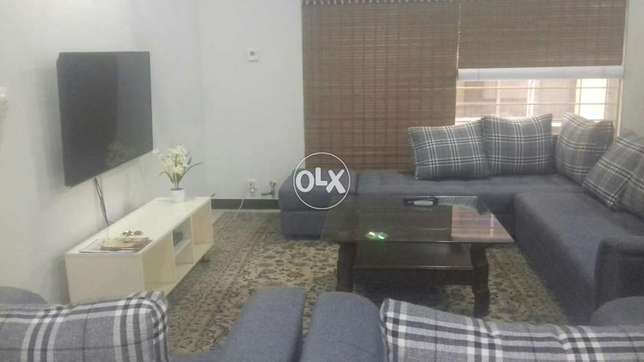 luxury furnished 1 kanal upper portion for rent ph 4 bahria