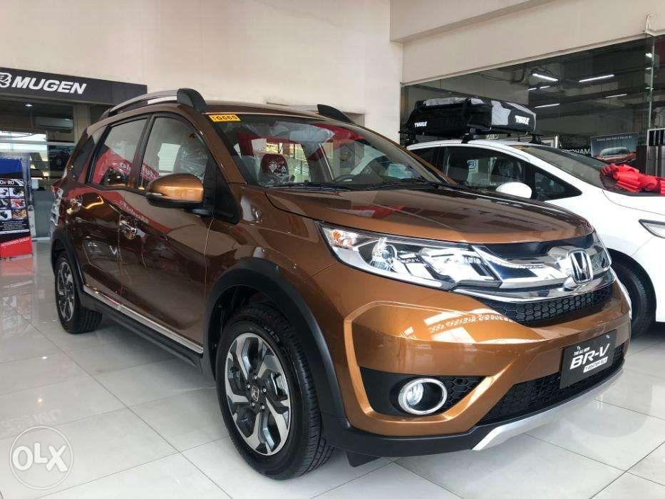 2019 Honda Brv 15 V Navi Cvt Automatic Brand New Promo For Sale