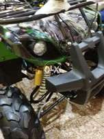 8 size luxary quad 4 wheele for sell