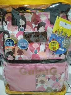 Cooler bag/tas ASI Gendis