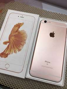 Iphone 6s+ 16gb Rose Gold 2nd
