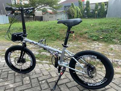 Lite Pro Sepeda Lipat Modifikasi Sepeda Aksesoris 796840836
