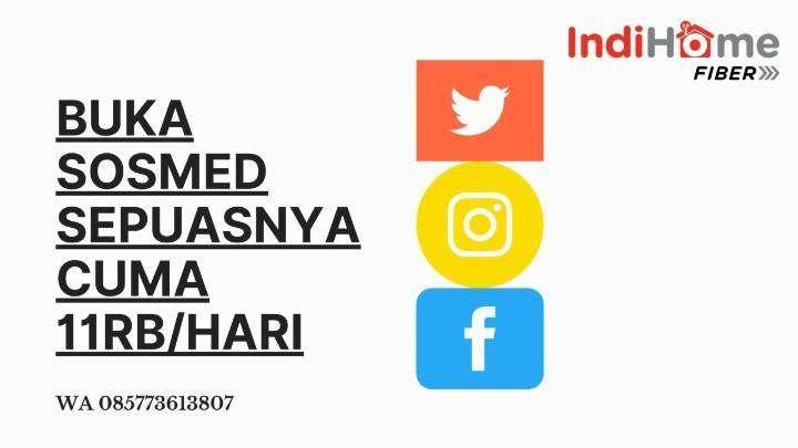 Pasang Indihome Wifi Promo Padang Peralatan Kantor 810182401
