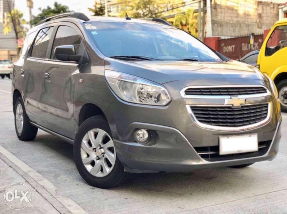 2015 Chevrolet Spin Ltz Gas At In Makati Metro Manila Ncr Olx