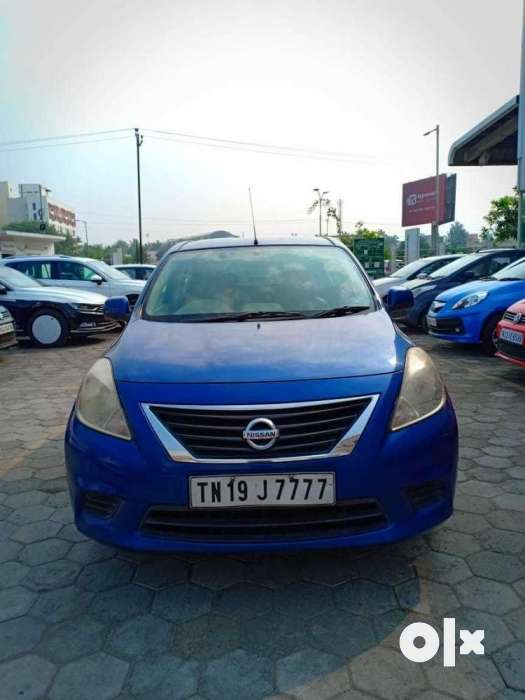 Used Nissan Sunny Xl Tamil Nadu Prices Waa2