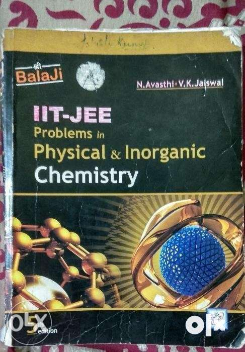 Problems in Physical & Inorganic Chemistry by N Avasthi VK