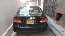 Corolla 2007 100% full orignal like a new