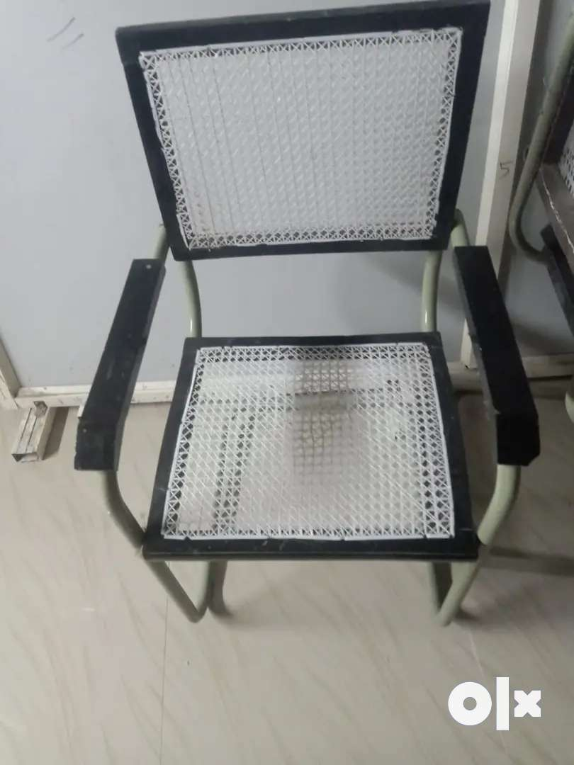 Study chairs , double netted chair