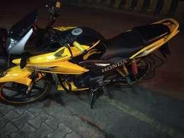 Honda CBF Stunner 20000 Kms 2011 year
