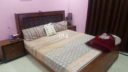 1Kanal Fully Furnished Portion 3BeD Room for rent in Bahria Town ph 4