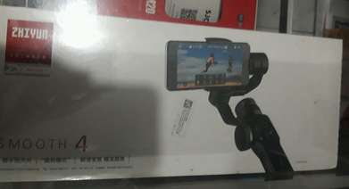 Stabilizer Gimbal Zhiyun Smooth 4 For Smartphone Kamera