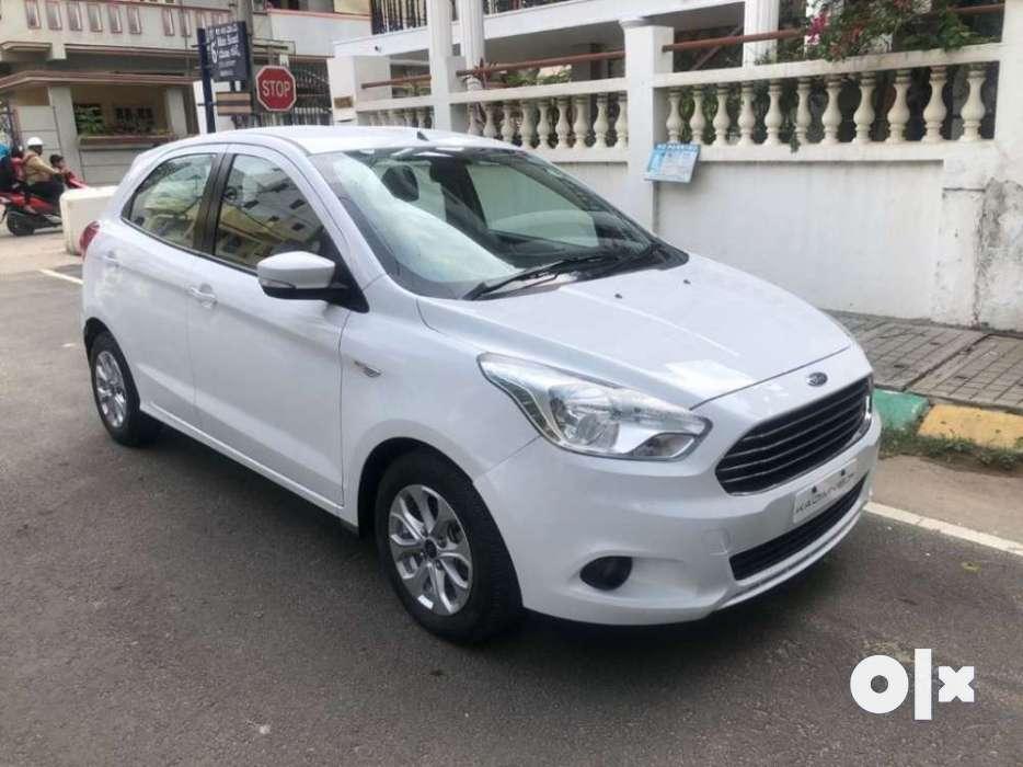 Ford Figo Aspire Titanium   Ti Vct At  Petrol