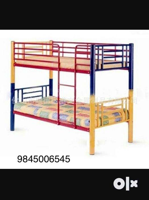 Bunk Bed Best Quality With Attractive Price Bengaluru Furniture