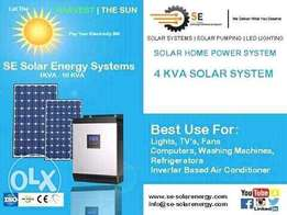 3 kw solar home system