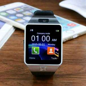 jam android Smart watch DZ09