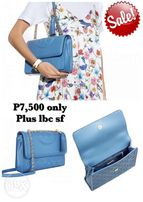 Tory Burch Fleming 2Way Bag Chanel Maxi Flap Style Kate Spade Prada e2a6e2bde59f7