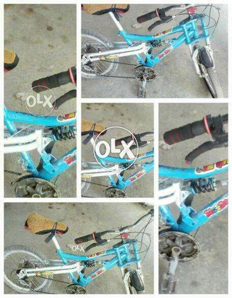 Double Gear And Double Jumper Cycle For Sale In Low Price Bicycles