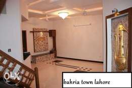 10 marla portion bahria town lahore