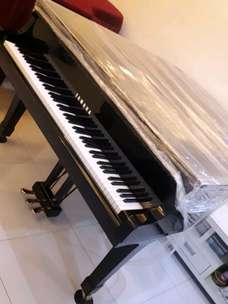 Yamaha G3E grand piano built up jepang