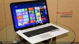 Core i7 Touch || 17inch slim || HD Display || Backlight keypad ||500GB