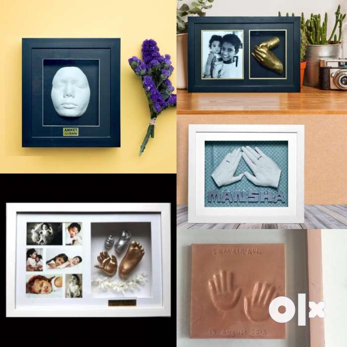 Six Assorted Photo Frames Collage - Gurgaon - Furniture - DLF City ...