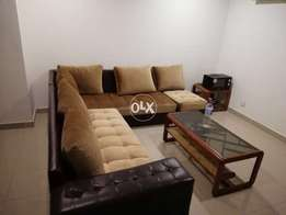 Civic center One bed Furnished for Rent Long And Short Time