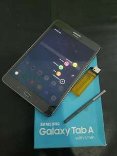 Samsung galaxy Tab A with s pen likenew