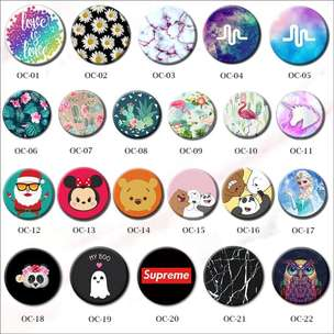 Popsocket New Motif Cute Hp Holder Pop Socket