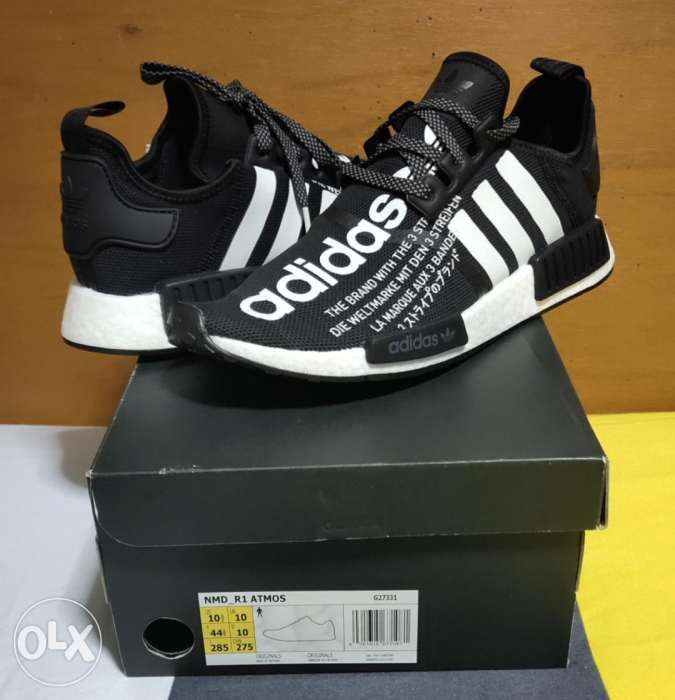 334ce34895230 Nmd r1 x atmos collab legit japan adidas in Batangas City