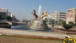 10 Marla on Ground Plot attractive Price Near Ring Road Bahria Town