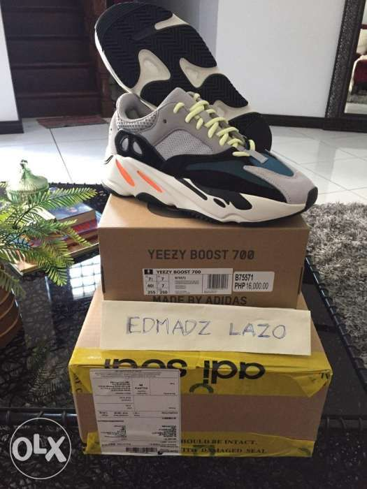 detailing a366a 40dae Adidas Yeezy 700 Wave Runner Size 7.5 in Dasmarinas, Cavite ...
