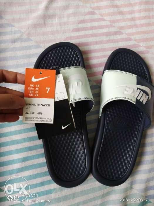 7d3adee361a1 WMNS Nike Benassi JDI 343881 406 Sandals in Parañaque