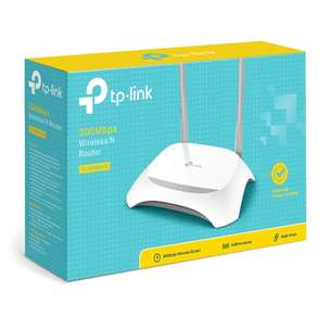 TP-LINK Wireless-N Router TL-WR840N | Murah | By Astikom