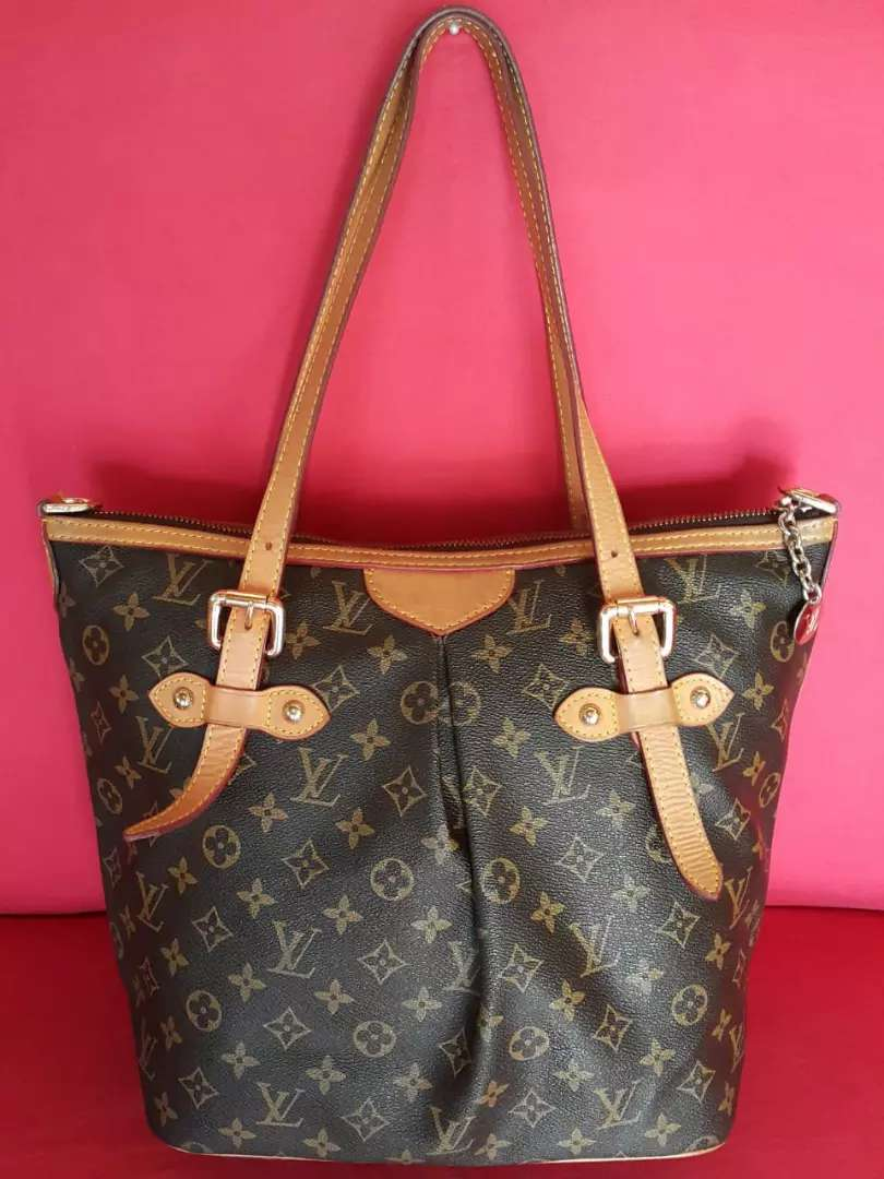 Images For Louis Vuitton Made In France >> Tas Import Eks Louis Vuitton Paris Made In France Palermo Mm