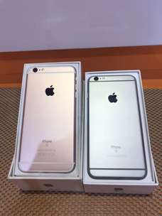 Iphone 6s+ 64gb Grey Second Ori