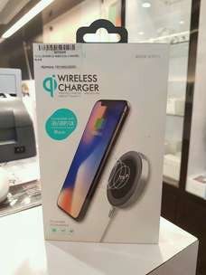 Totu qi Wireless Charger Ready Stock