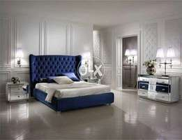 Ready padding bedset complete modern style