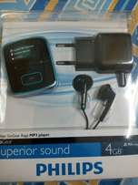 Philips gogear raga MP3 p... for sale  Delhi