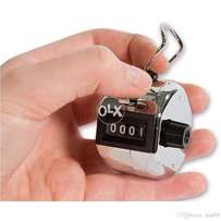 Hand Tally Counter Box Pack Brand New.