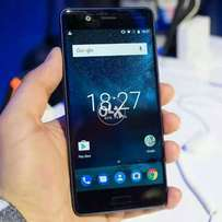 Nokia 5 bule just box opened