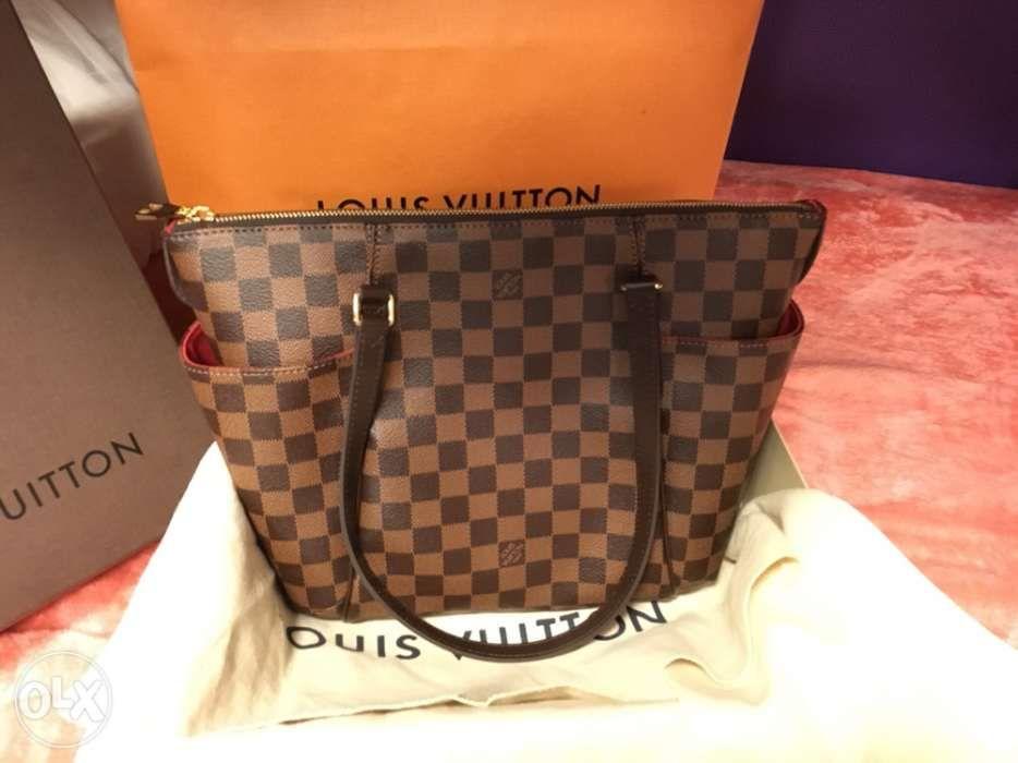 76bba49218b8 Preloved Authentic Totally PM LV Bag in Manila